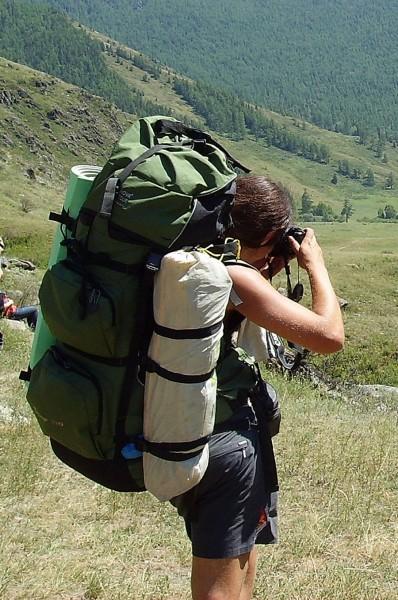 Крепление палатки к рюкзаку рюкзак-кофр xinxin 70л ткань смесовая