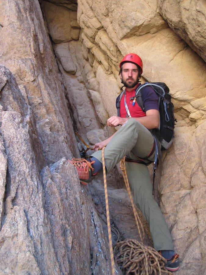 Дахаб, альпинизм, скалолазание