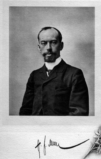 Фон Мекк Александр Карлович (1865 – 1911, Москва)