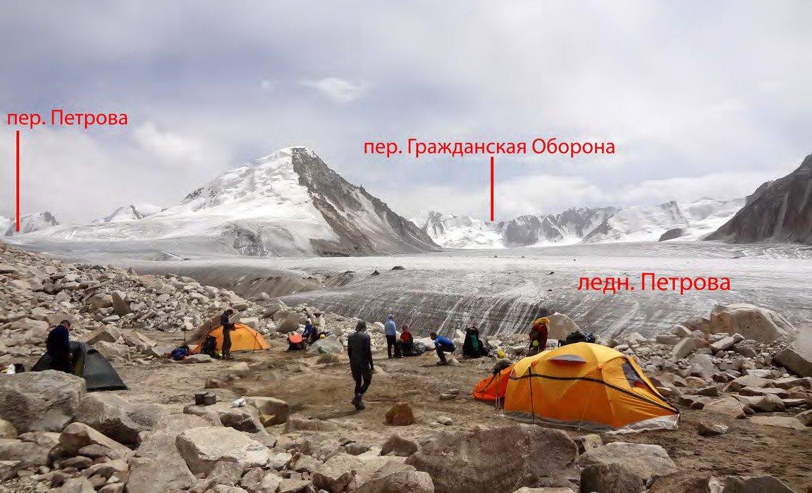 Отчет о горном спортивном походе 5 к.с. совершённом с 14 августа по 2 сентября 2015 года по Центральному Тянь-Шаню, массив Ак-Шийрак