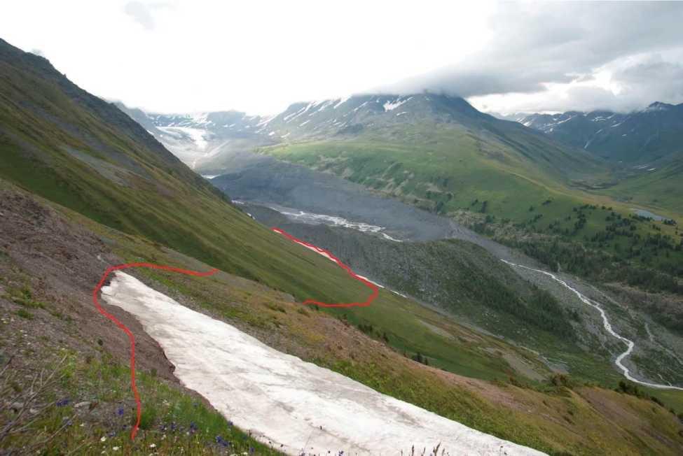 Отчет о пешим спортивном маршруте 5 к.с. по Горному Алтаю