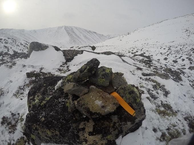 Отчет о лыжном походе 5 к.с. по хребту Калар