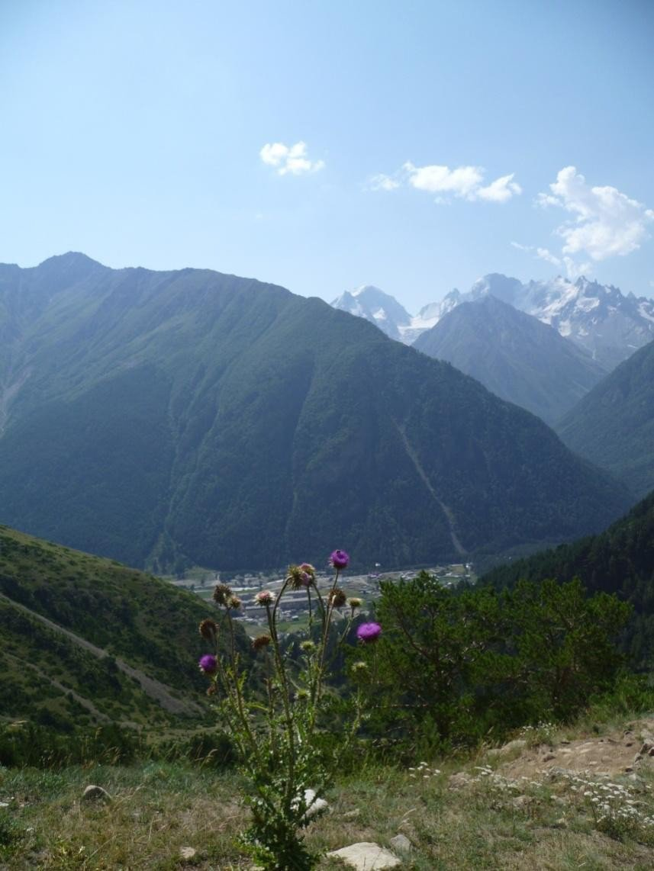 Отчет о горном туристском спортивном маршруте 3 к.с. по Ц. Кавказу (Приэльбрусье)