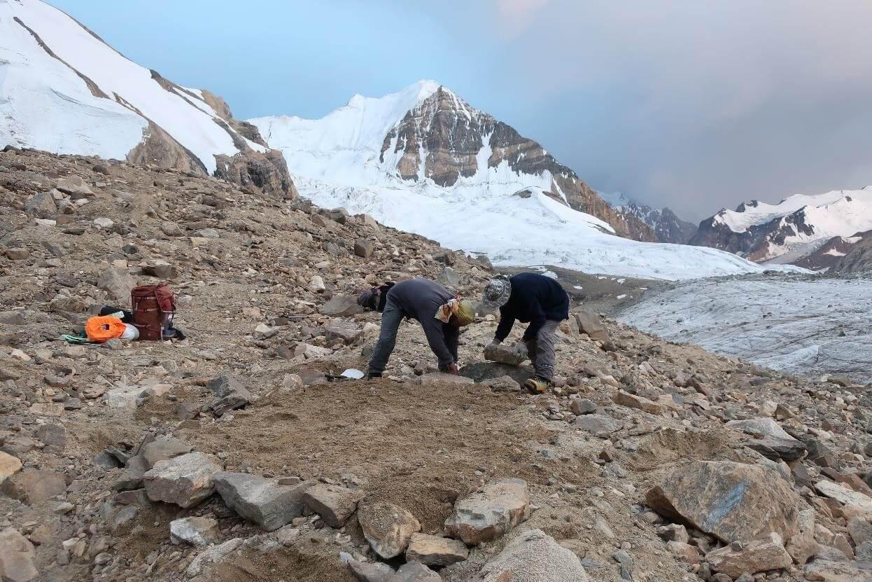 Отчет о горном походе 5 к.с по Северо-Западному Памиру