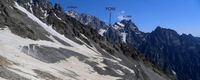 Отчет о горном туристском спортивном маршруте 3 к.с по Ц.Кавказу