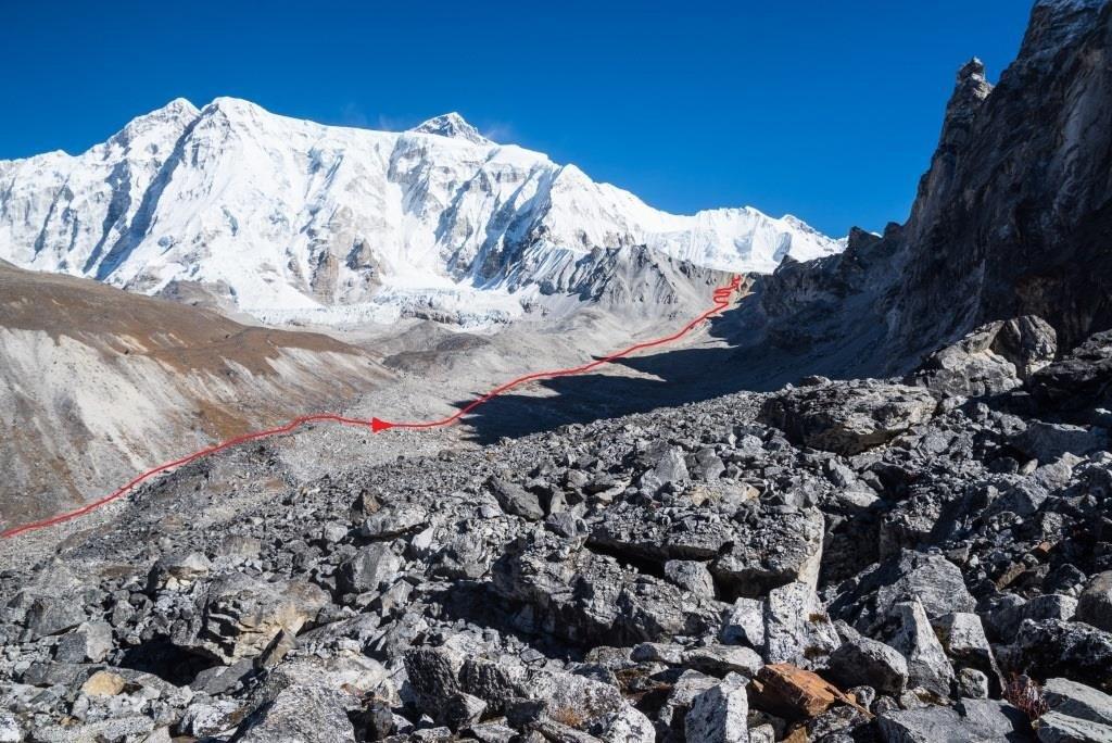Отчет о горном походе 4 к.с. по Непальским Гималаям