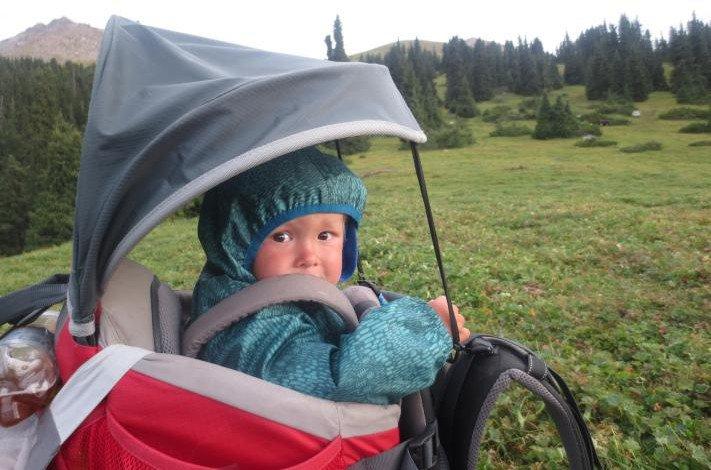 Отчет о некатегорийном путешествии по Джаргылчакскому отрогу Терскей-Алатау в августе 2017 года