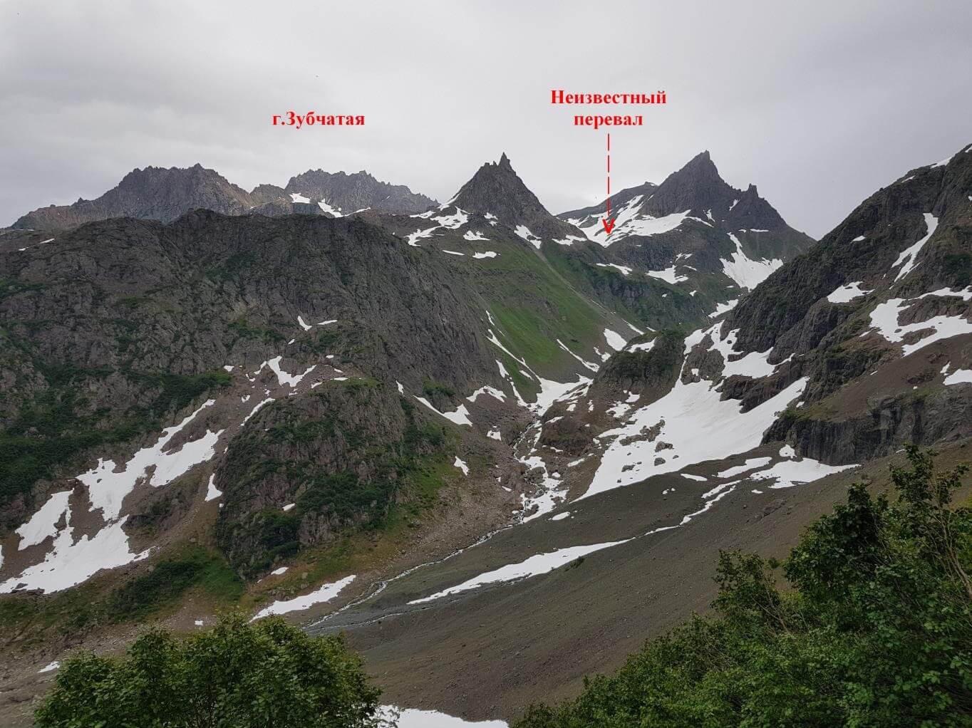 Отчет о комбинированном маршруте 5 к.с. по Корякскому нагорью