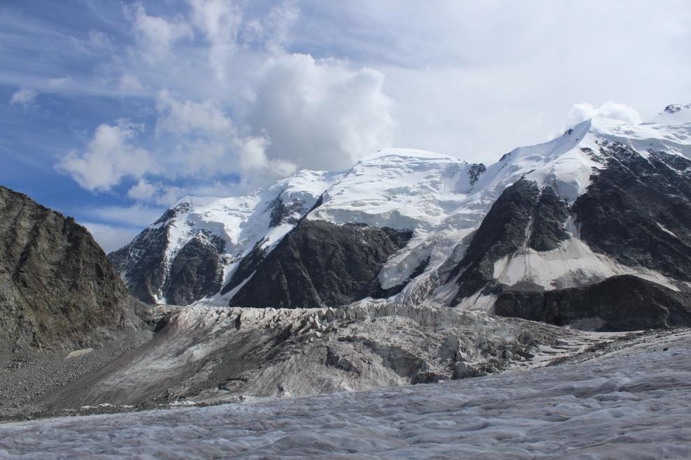 Отчет о горном походе 6-ой категории сложности по Алтаю (Катунские Белки)
