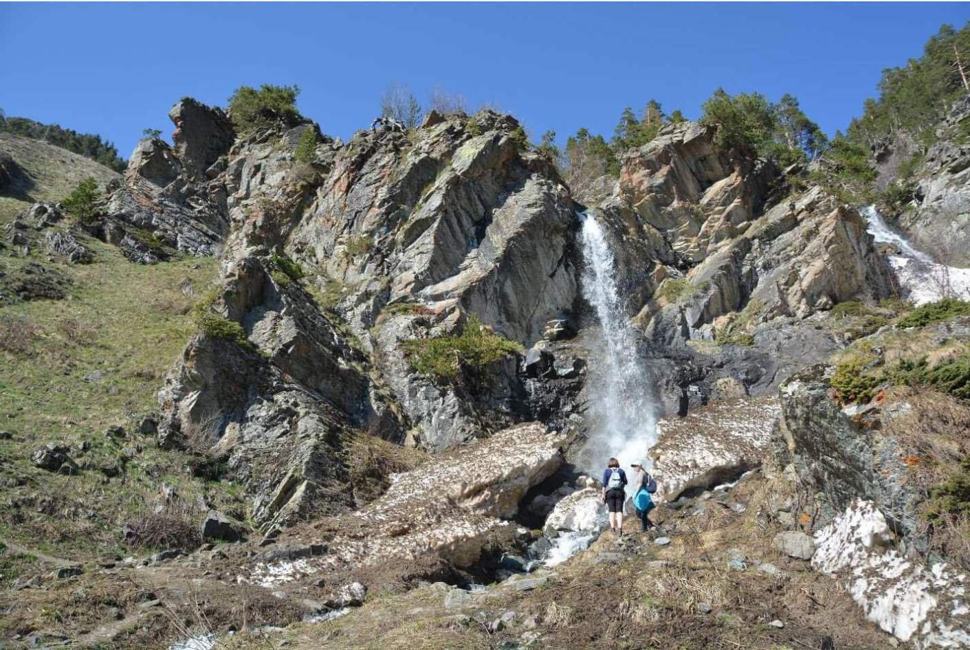 Отчет о горном туристском походе 1 к.с. по Зап.Кавказу