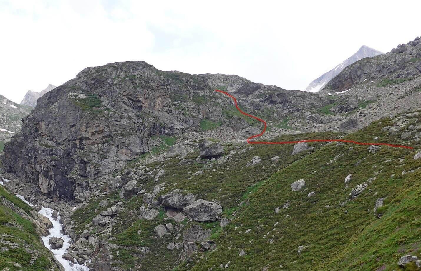 Отчет о горном маршруте 2 к.с. по Зап. Кавказу (Гвандра)