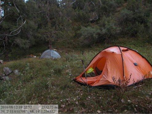 Отчет о походе в Фанских горах