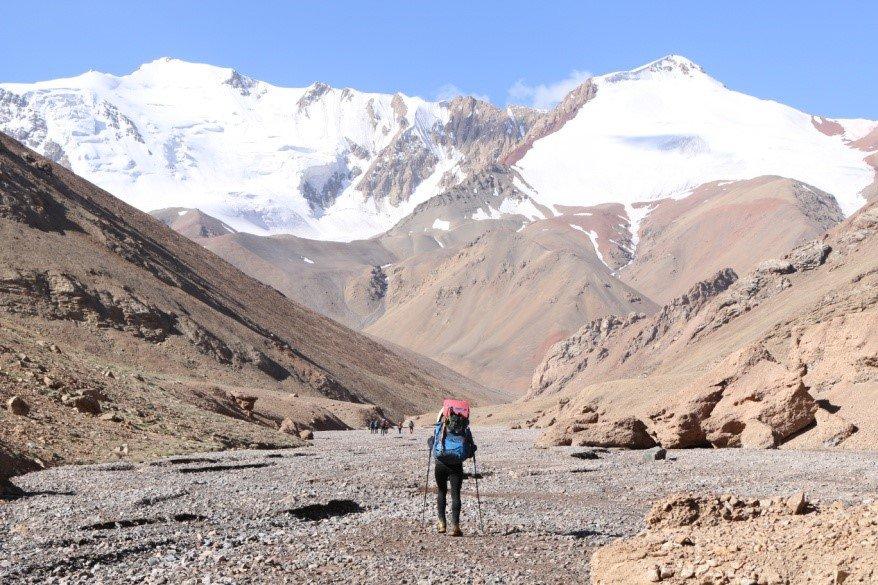 Отчет о горном походе 6-ой категории сложности по Восточному Памиру