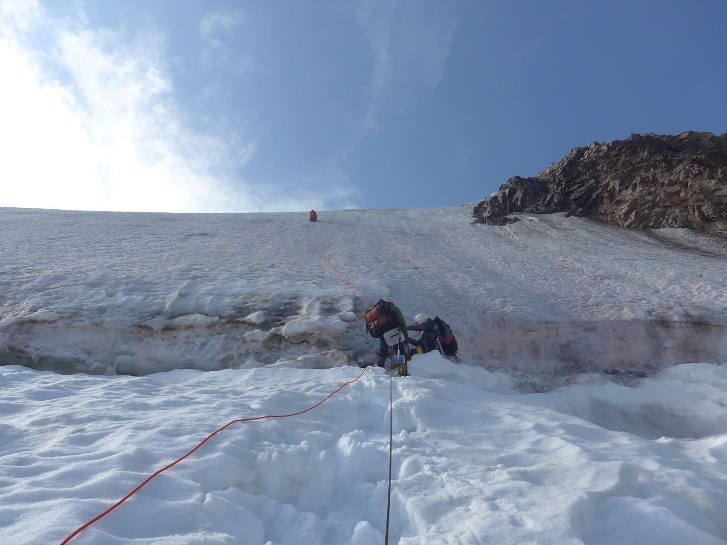 Отчет о горном маршруте 5 к.с. по Киргизскому хребту
