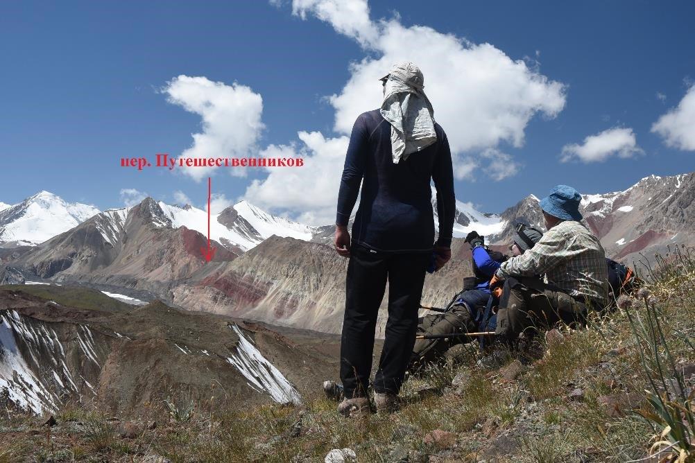 Отчет о горном походе 5 к.с. по Северному Памиру