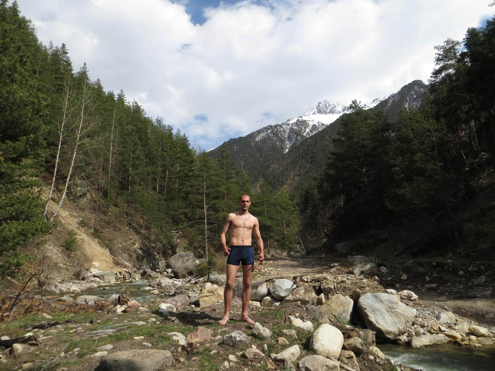 Отчет горном походе 1 к.с.по Приэльбрусью