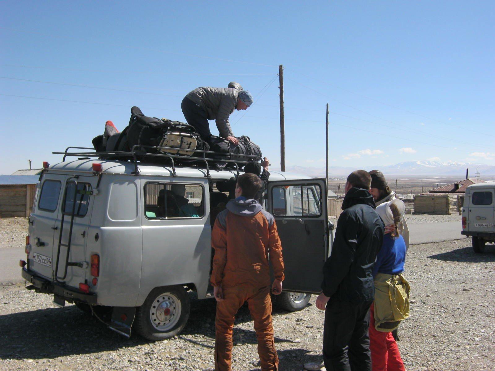 Отчет о прохождении горного туристского спортивного маршрута 3 к.с. по Южно-Чуйскому хребту
