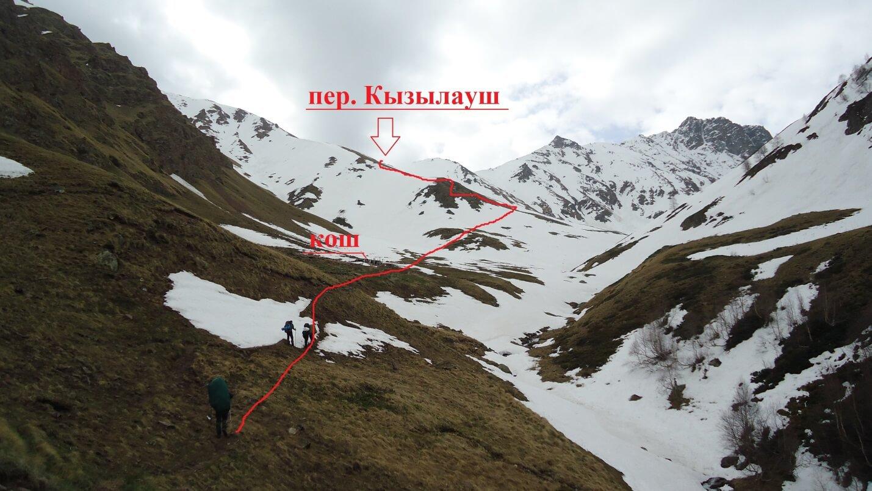 Отчет о походе 1 к.с. по З.Кавказу (Архыз, Теберда)