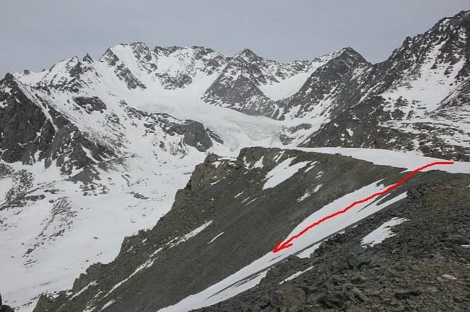 Отчет о горном маршруте 2 к.с.по Центральному Алтаю