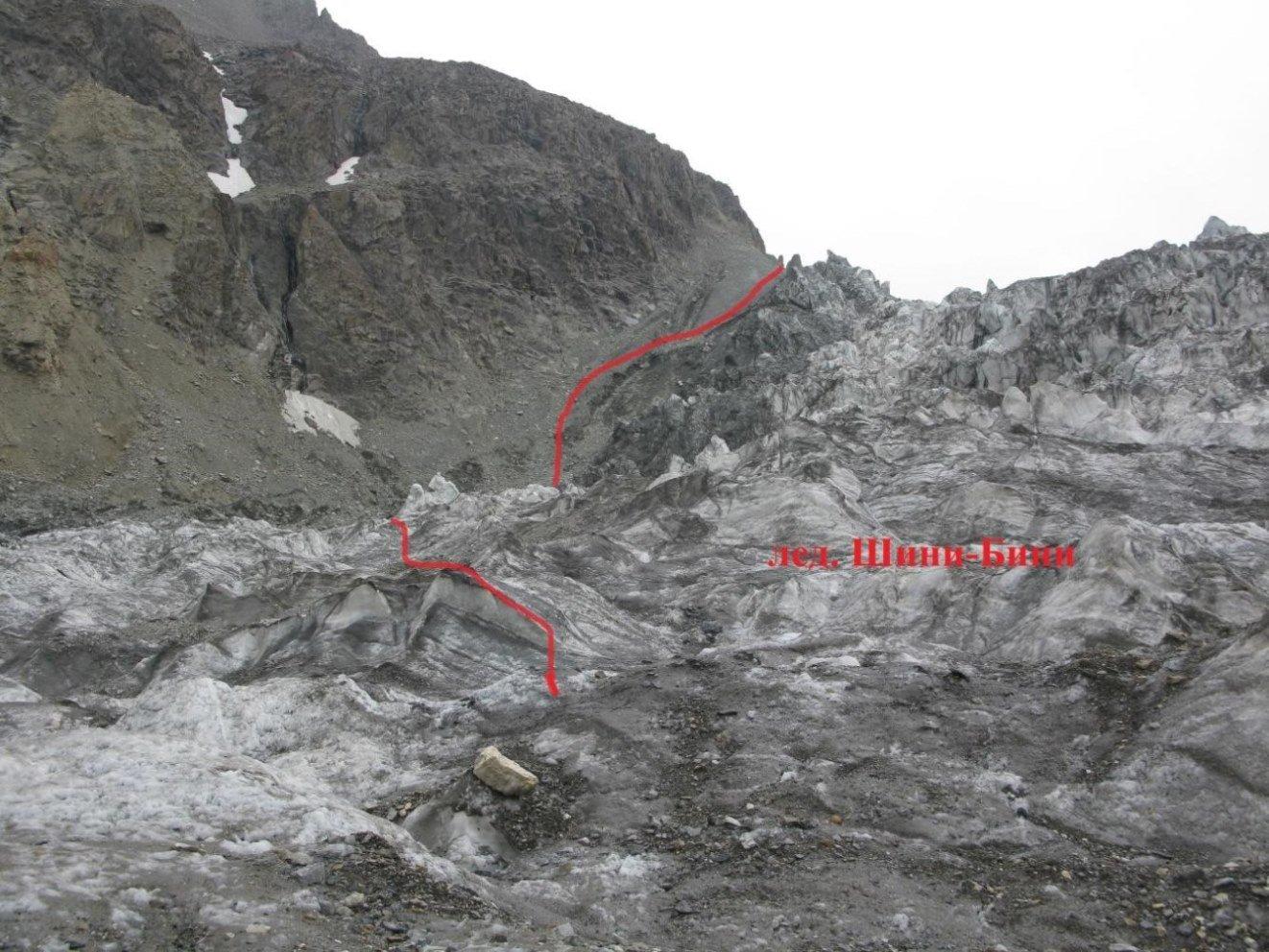 Отчет о горном спортивном маршруте 6к.с. по Северо-Западному Памиру