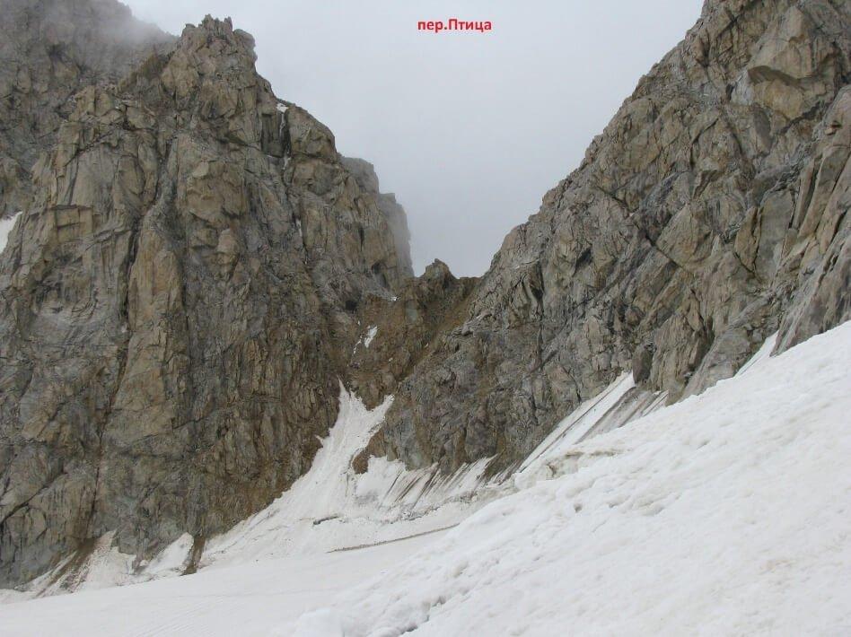 Отчет о горном походе н/к с эл.6 к.с.