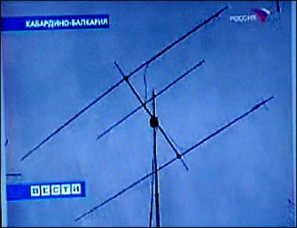 УКВ-антенны Владимира Шайко, UA6XDZ
