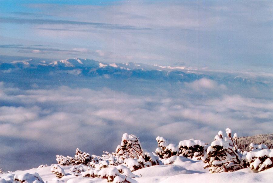 горные лыжи Татры